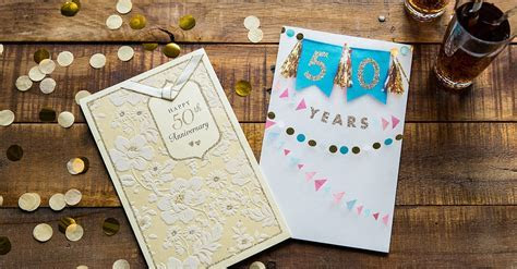 50th Anniversary Messages   American Greetings