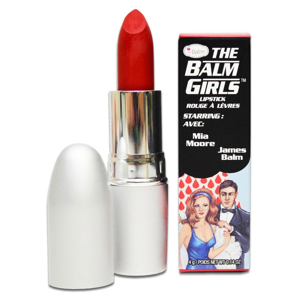 Batom The Balm Girls Mia Moore 4g