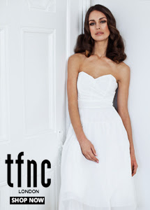 Party dresses, tops, trousers and jackets from TFNC