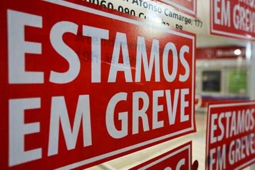 Greve dos bancários fecha 791 agências no Paraná