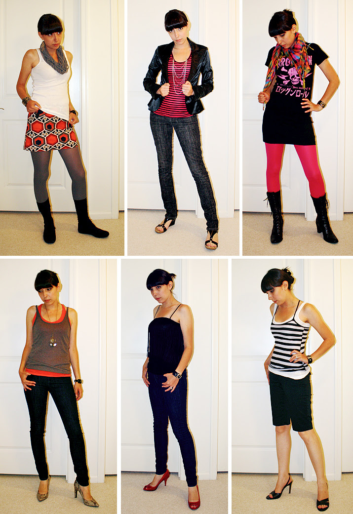 More Outfits