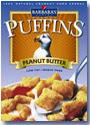Peanut Butter Puffins