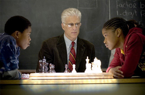 Chess in the Movies
