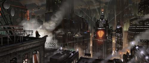 Gotham byYohann Schepacz