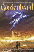 Title: Goldenhand, Author: Garth Nix