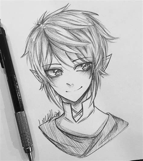 quick doodle sketch  link    love
