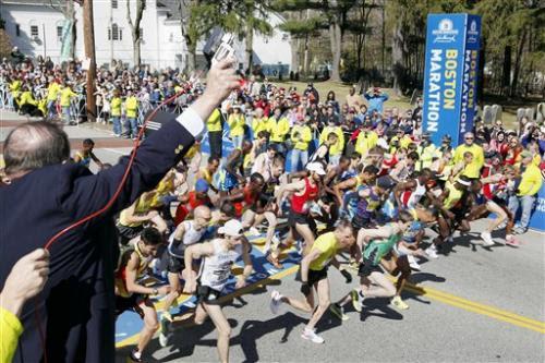 boston marathon 2011 route map. oston marathon route map 2011