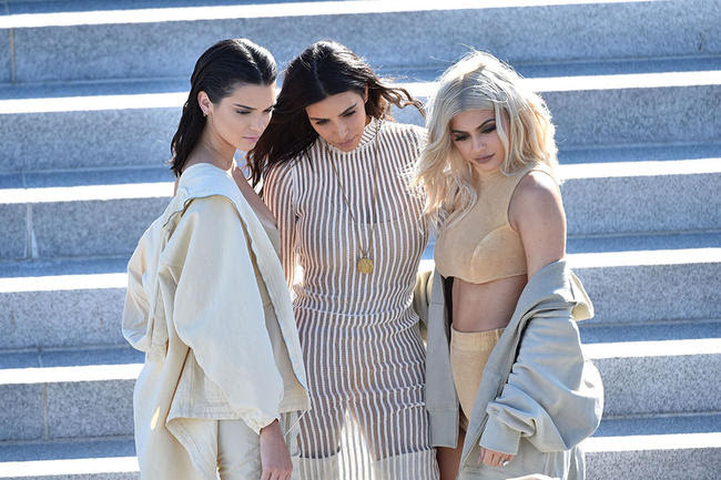 Kendall Jenner never felt she fit in with the Kardashians growing up