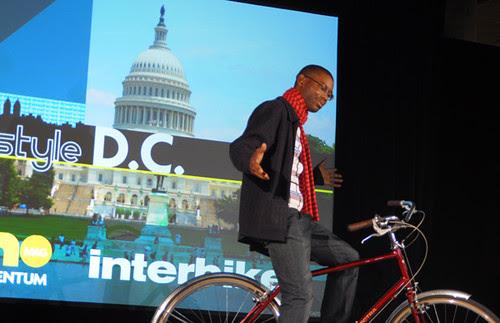 Interbike Fashion Show, Electra Bicycle