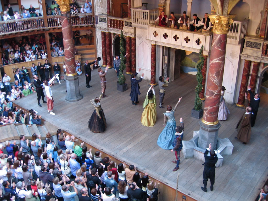 The Merchant of Venice at Shakespeare's Globe Theatre