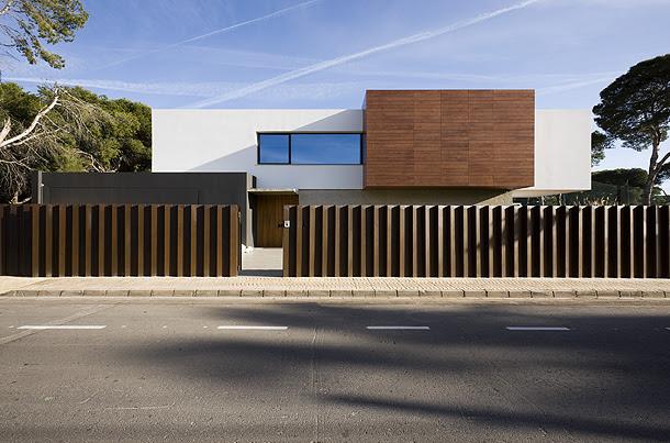 Casas de madera prefabricadas modelos de cerramiento de casa for Cerramientos de interiores