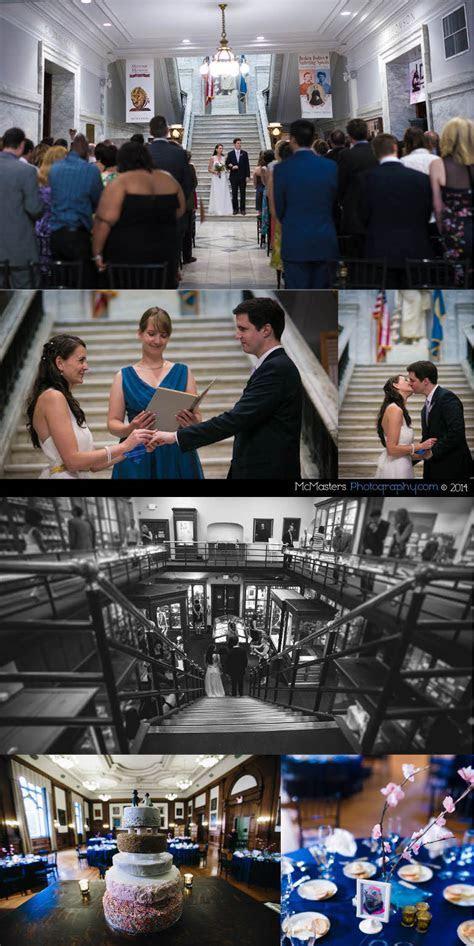 Mutter Museum Wedding   Jane & Joe » McMasters Wedding