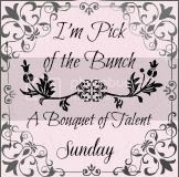 "alt=""Bouquet of Talent Sunday Linky Party"""