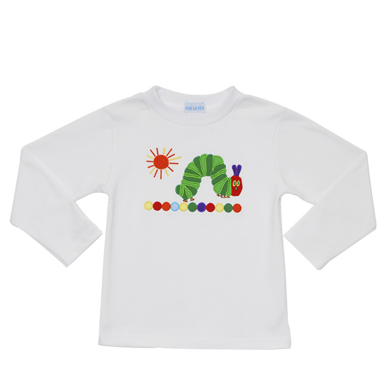 The Very Hungry Caterpillar Line Kob Clothing