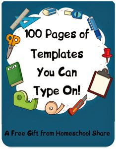 1000+ images about Newsletter templates on Pinterest | School ...