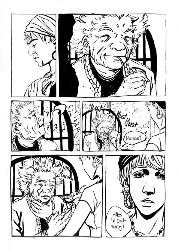 24 Stunden Comic Seite