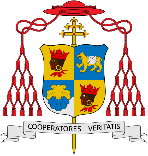 File:Coat of arms of Joseph Ratzinger.svg