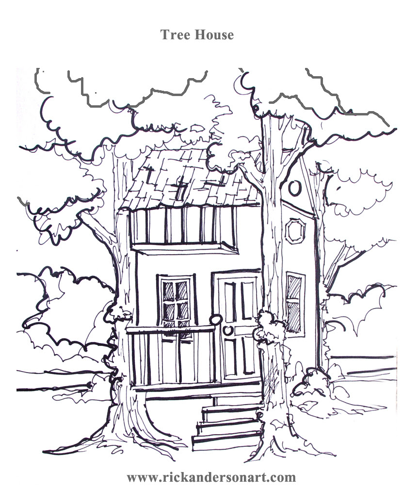 Printable pictures of the magic tree house
