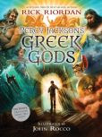 Book Cover Image. Title: Percy Jackson's Greek Gods (B&N Exclusive Edition), Author: Rick Riordan