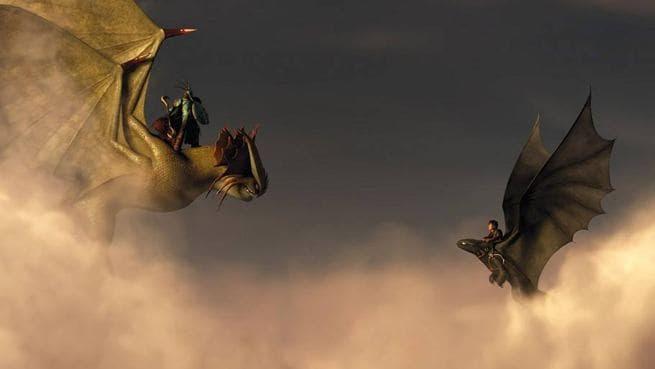 Risultati immagini per dragon trainer 2