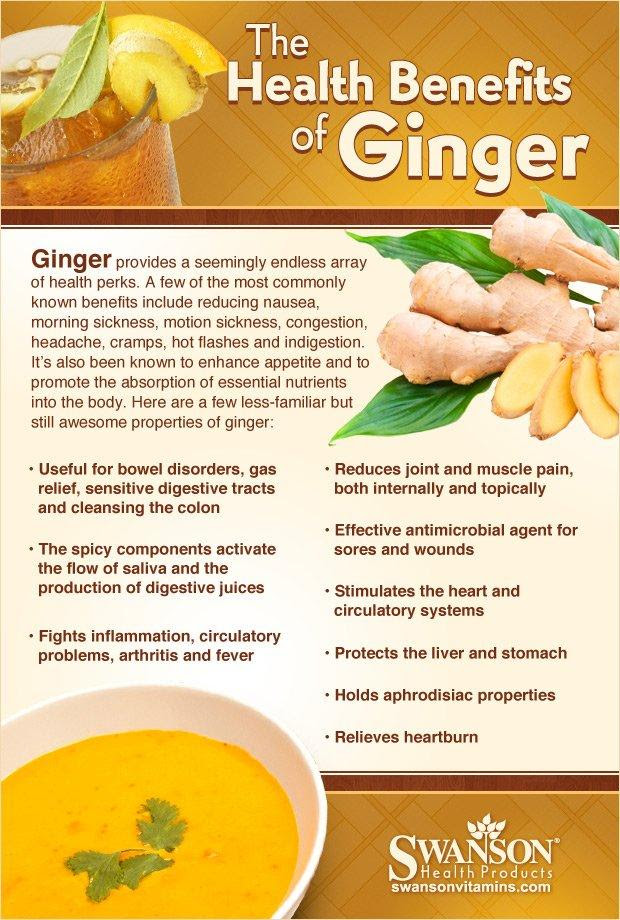 Ginger Tea Recipe That Will Dissolve Kidney Stones