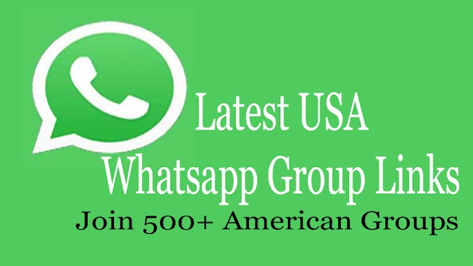 WhatsApp Group Link USA | Join 500+ American Groups (Latest)