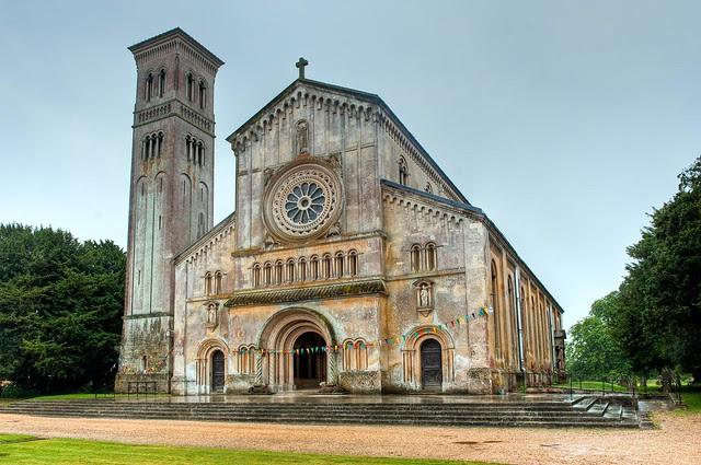 St Mary & St Nicholas, Wilton, Wiltshire