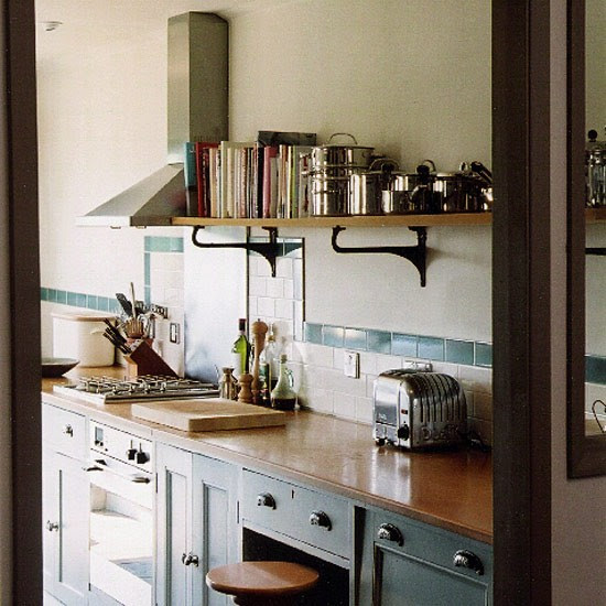 Small Galley Kitchen With Dining Area Designs Uk