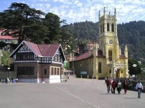 Shimla......
