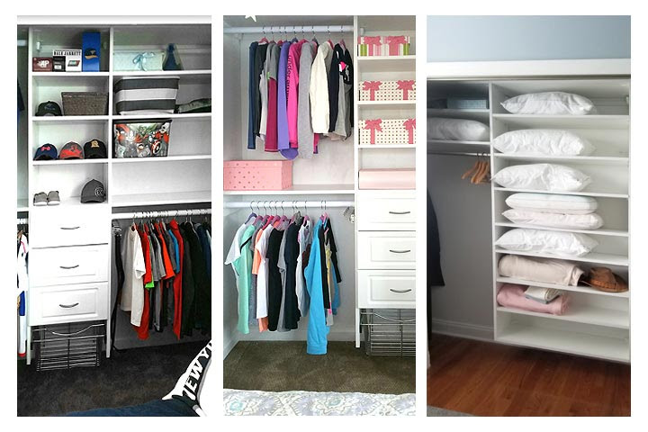 Reachin Closets Monmouth County Innovative Storage Systems Llc