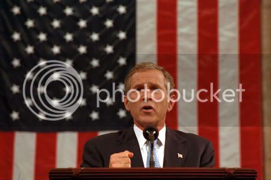 Bush Speech Joint Session
