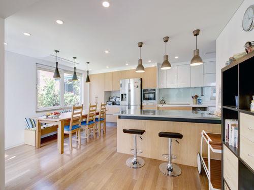 83 Foto Desain Ruang Tamu Campur Dapur Yang Bisa Anda Contoh