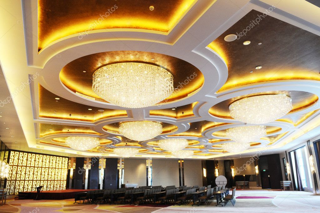 The luxury spacious conference room | Stock Photo © Ru Bai Le #