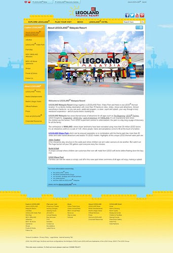 Jom Ke Legoland Dari Published2u.com