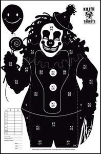 killer clown target practice   Things to print out   Pinterest ...