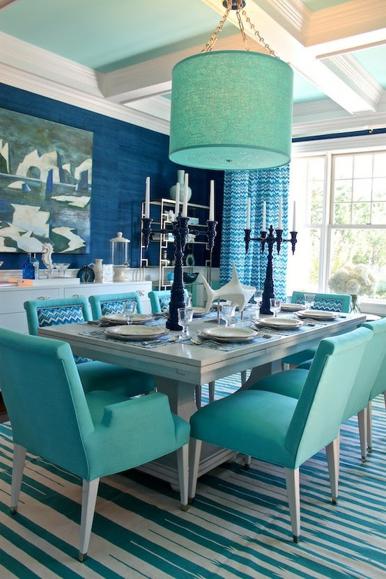 Colour Trends for 2015 from Palm Springs