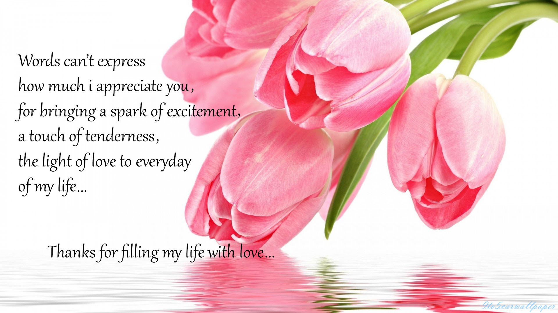 Thank You For Your Love Images Quotes Wallpapers My Site