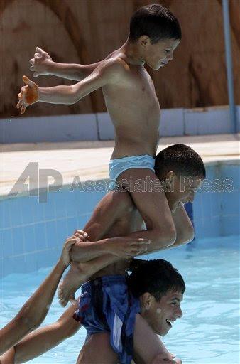 Jenin zwembad