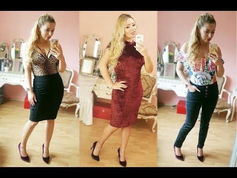 Kaip rinktis drabužius? Fashionmia, romwe, shein