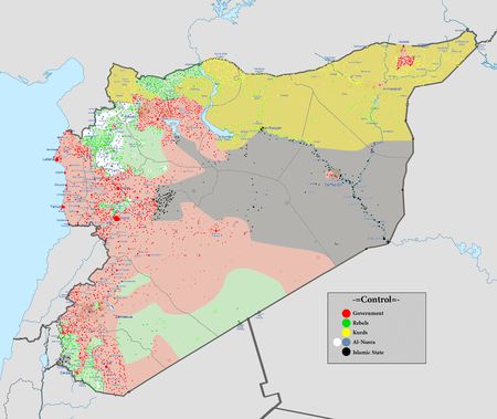 Burgerkrieg In Syrien Wikipedia