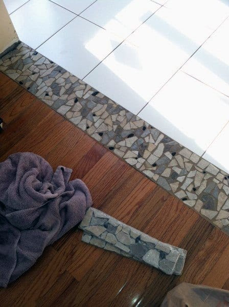 Top 70 Best Tile To Wood Floor Transition Ideas - Flooring ...