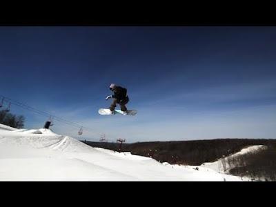 VIDEO: Pure Michigan Snow Skiing
