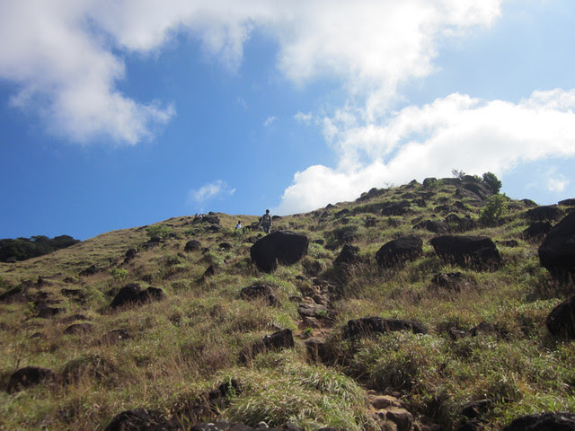 Kumara_Parvatha_Trek_Pushpagiri_Top_Coming_Down1