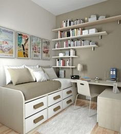 Home Office Ideas on Pinterest