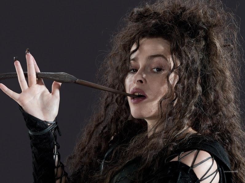 Resultado de imagen de bellatrix lestrange