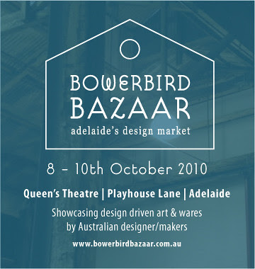 Bowerbird Bazaar Oct '10