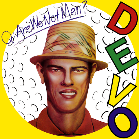 Are We Not Men We Are Devo Lyrics