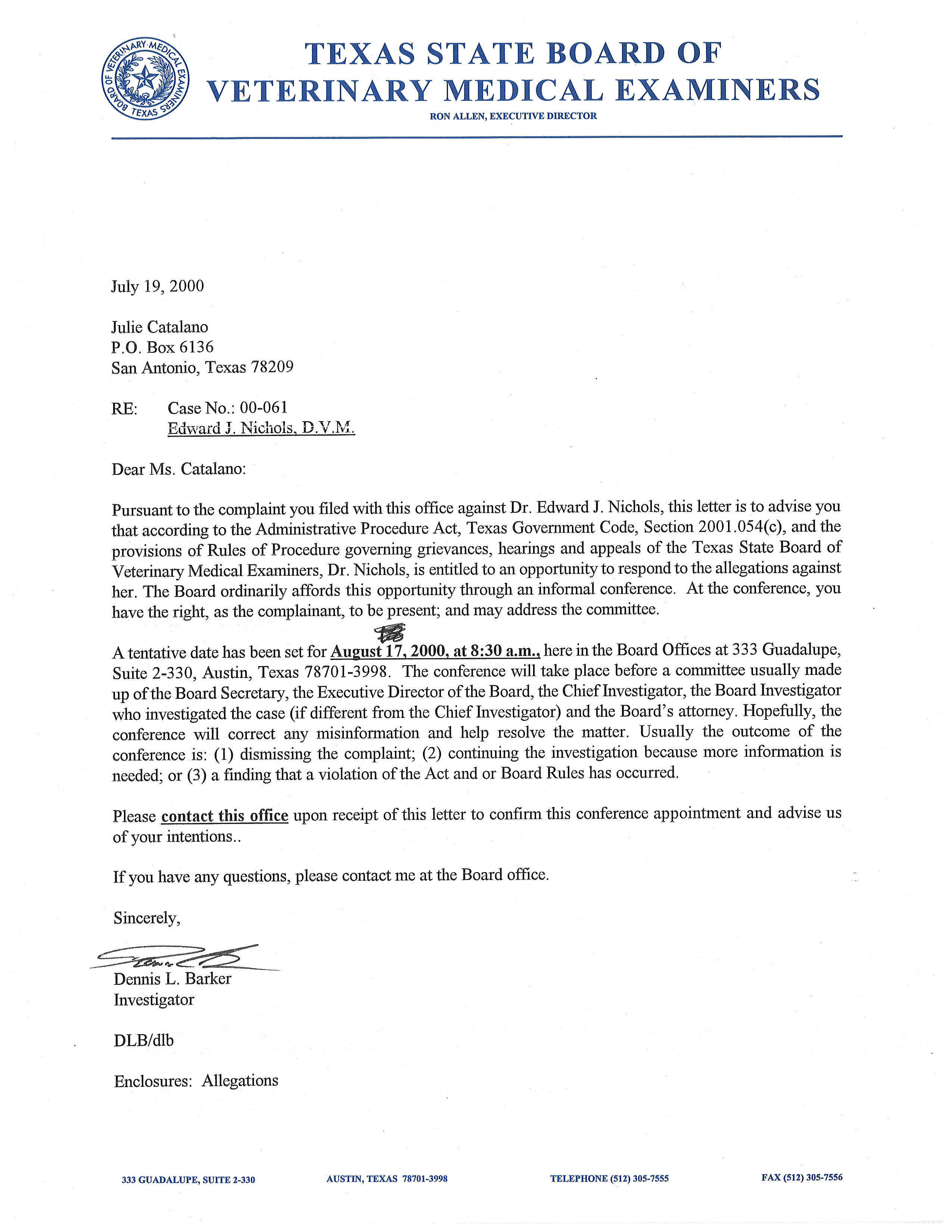 Informal letter example resumes informal letter extra large laminated poster amazon office altavistaventures Images