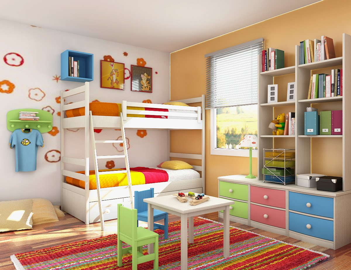 Kids Room Decoration Ideas | Decoration Ideas