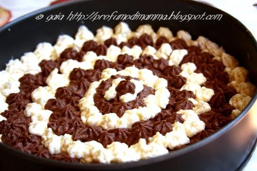 ricotta e cioccolata